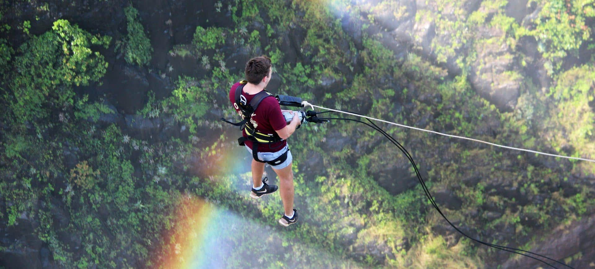 Bridge Swinging Victoria Falls
