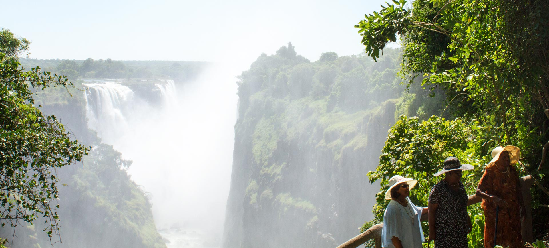 Guided Tours Victoria Falls