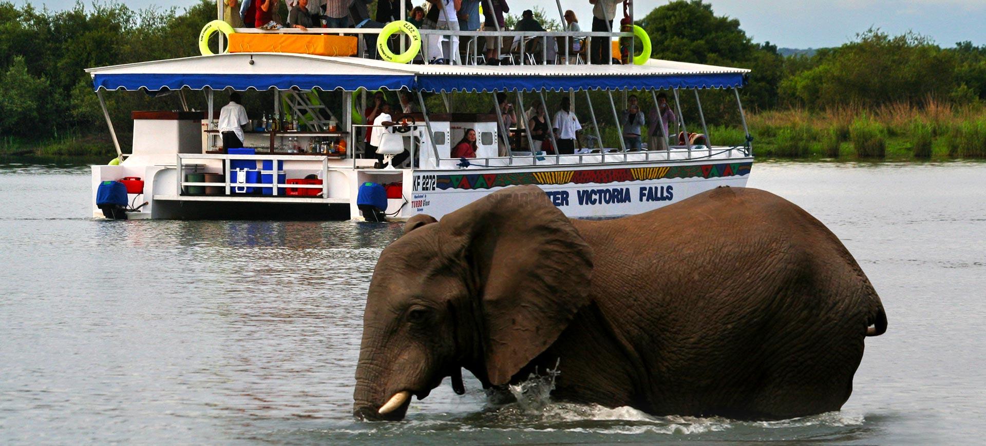 Victoria Falls Sunset Cruises