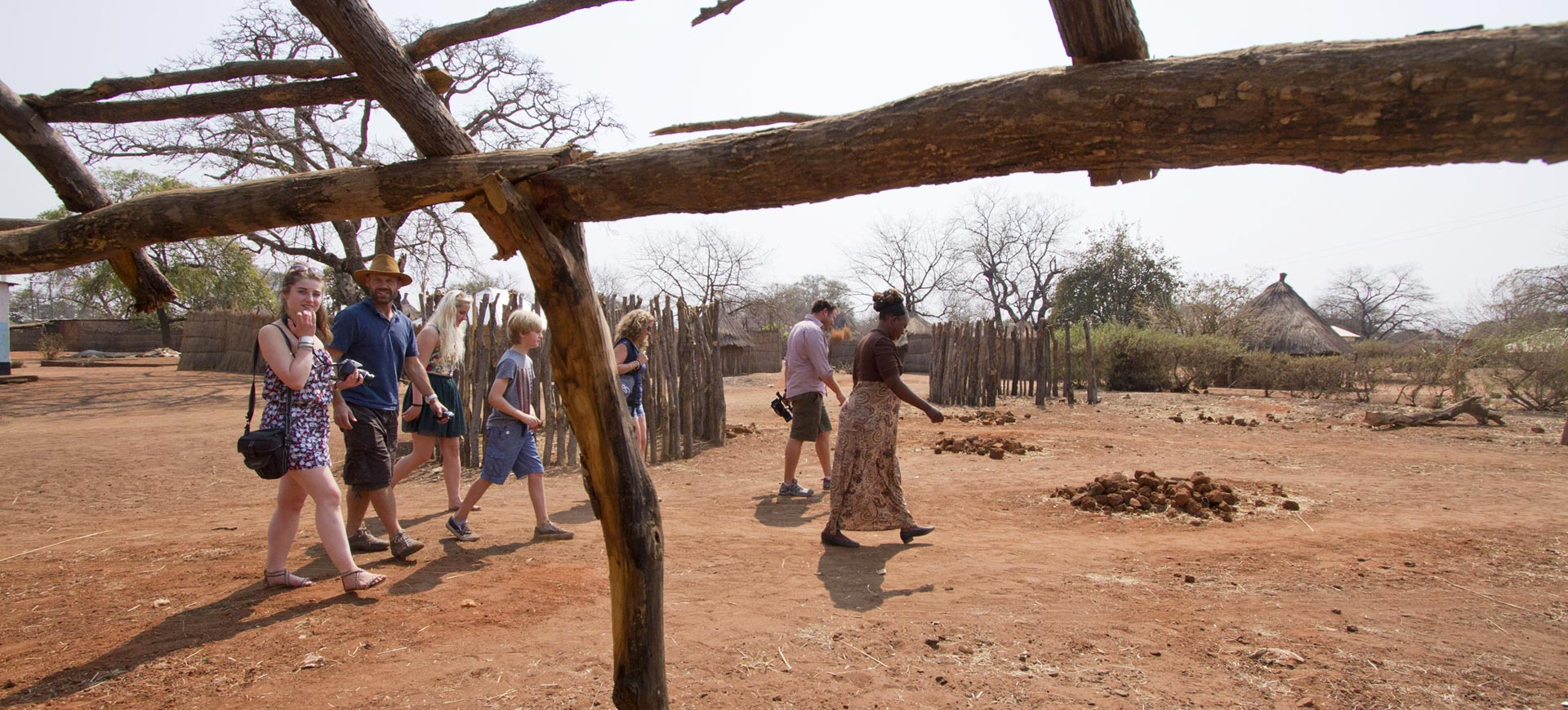 Victoria Falls Traditional Village Tour