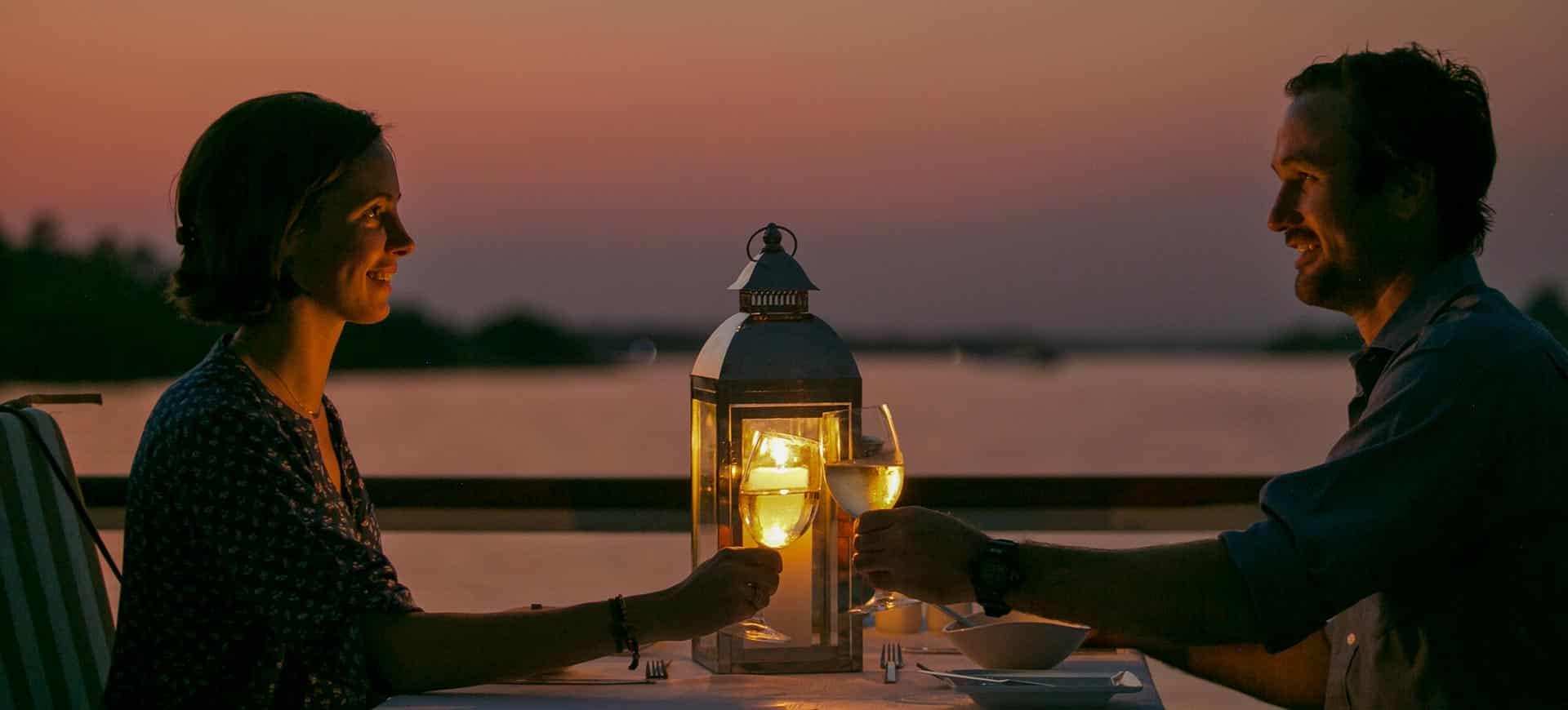 Dinner Cruises Zambezi River