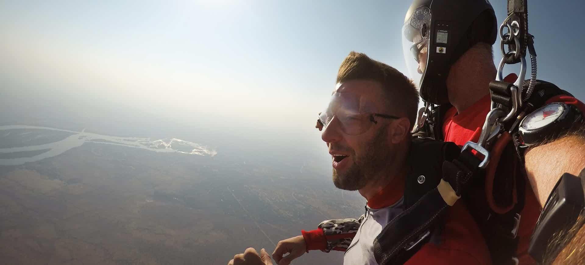 Victoria Falls Skydive