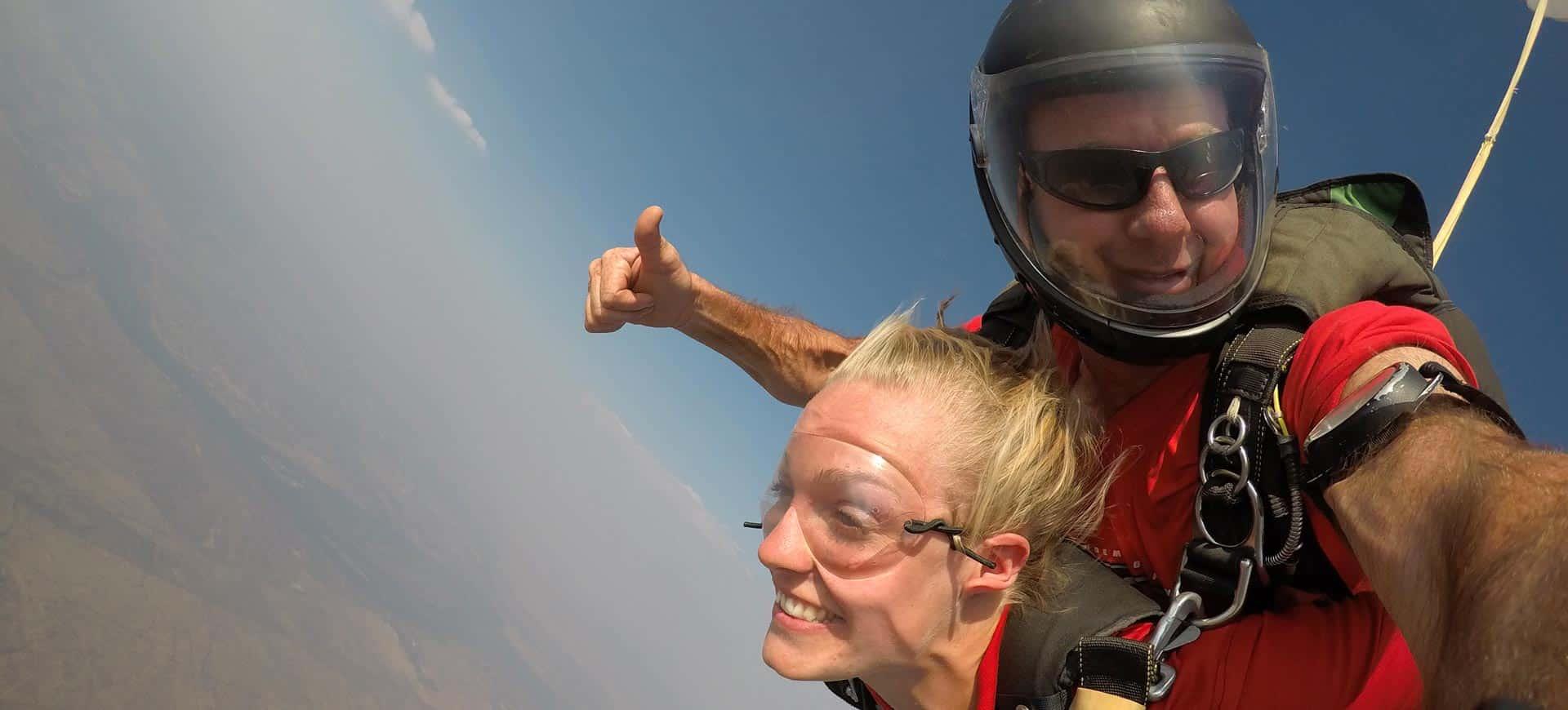 Victoria Falls Skydiving
