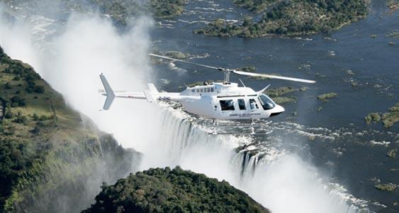 Activities Victoria Falls