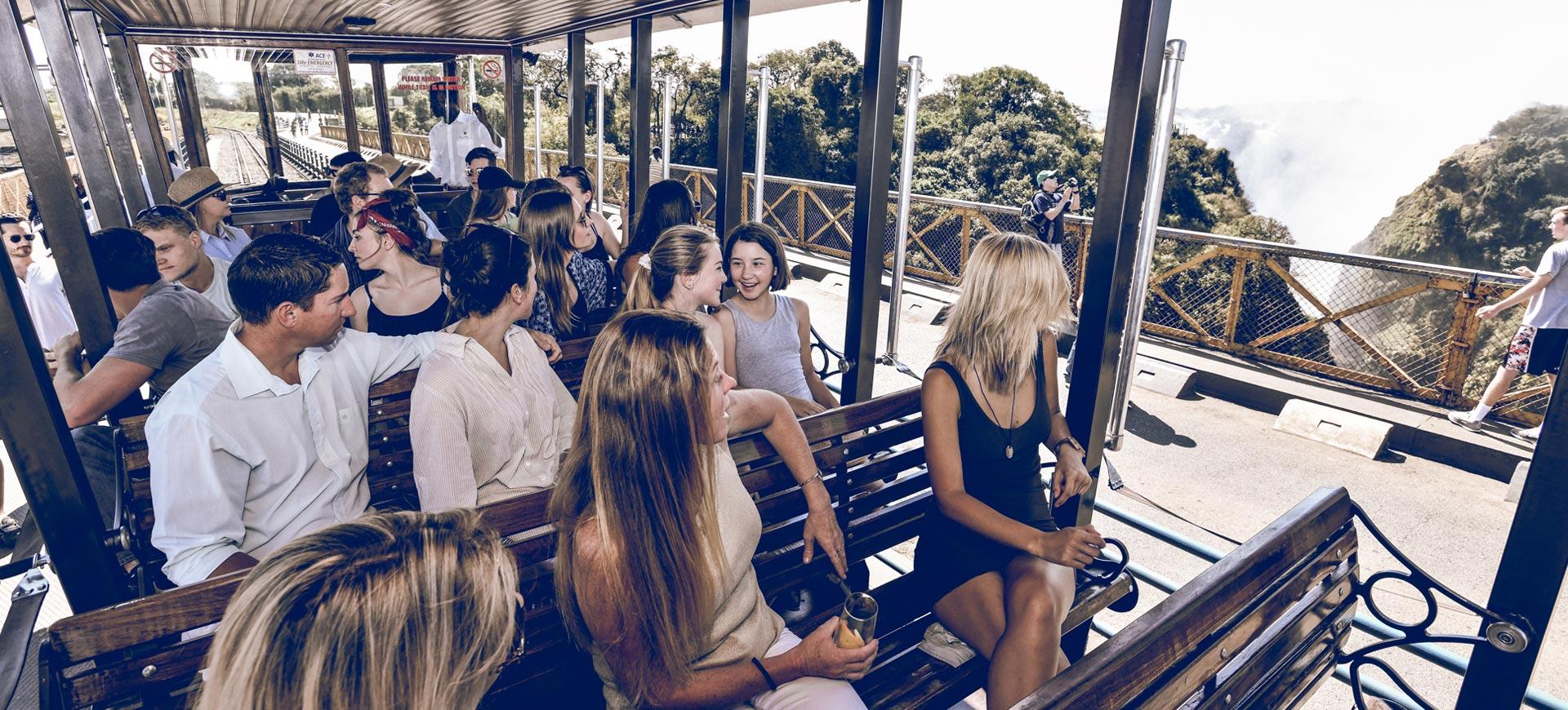 Victoria Falls Tram Tour